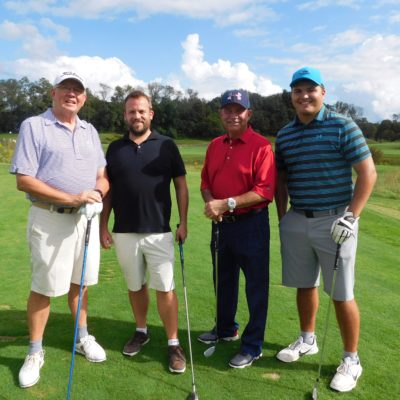 16th Annual Golf Tournament – THANK YOU! (First Place Team – Sanico Cleaning Solutions)
